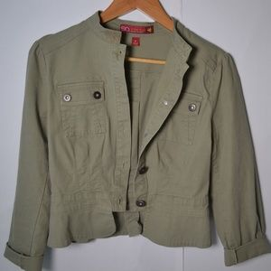 Olive Green SO Jacket